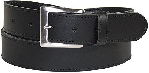 Tresorgürtel mit Reißverschluß, Bundweite:95;Farben:schwarz