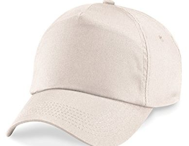 Beechfield Original 5 Panel Cap, Sand, One Size