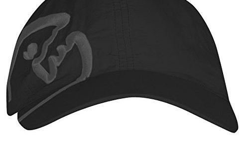 iQ-Company Erwachsene UV Mütze 200 Cap Bites, Black, One Size, 3194012800-OS