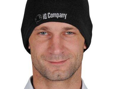 iQ-Company Mütze Beanie, 2800_black, One size, 324198_2800_Stk.