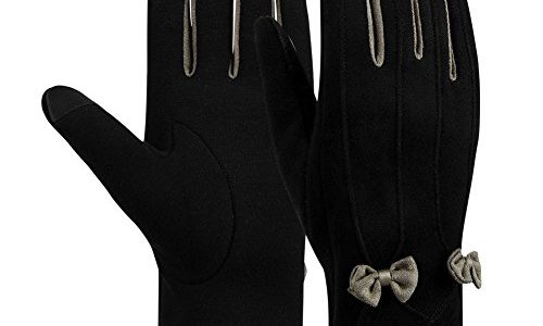 vbiger touchscreen handschuhe winterhandschuhe damen warme. Black Bedroom Furniture Sets. Home Design Ideas
