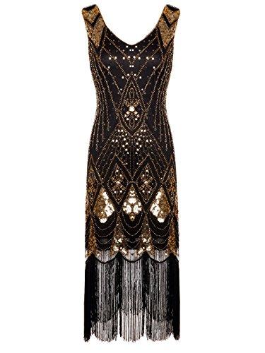KQueenStar Damen Accessoires Set Halskette Handschuhe