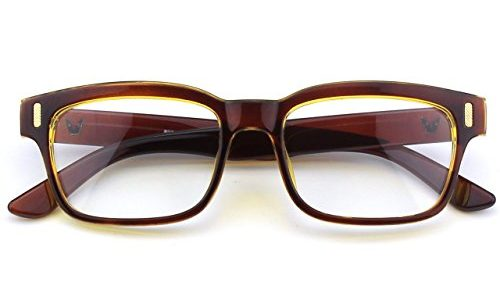 cgid cn84 modebrille ohne st rke klar nerd clear brille. Black Bedroom Furniture Sets. Home Design Ideas