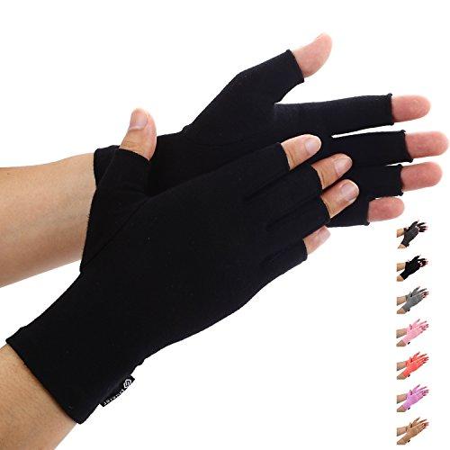 M?nner und FrauenDark Black, S - Handschuhe bieten..