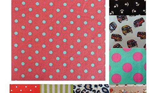 Ein Gepunktetes Stofftaschentuch pink türkis Herren Damen kleine Punkte Taschentuch Einstecktuck – Unique Boutique