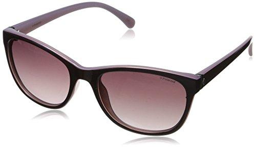 Polaroid Damen Rund Sonnenbrille P8339 Jrc6T, Gr. One Size, Mehrfarbig Porpora