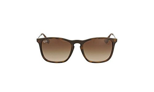 Ray-Ban Chris Sonnenbrille Rubber Havana RB4187 856/13