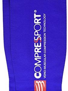 Compressport Socke Calf R2 Wadenkompression, Marineblau, T4