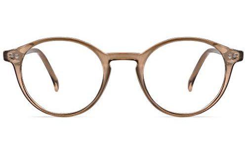 TIJN Blaue Licht Blockieren Brille Blaulichtfilter Brille Blueblocker Brille Anti-Blaulicht ohne sehstärke Computer Brillen KaffeeBlaulichtfilter Brille