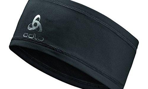 Odlo Headband Polyknit Light Stirnband, Black