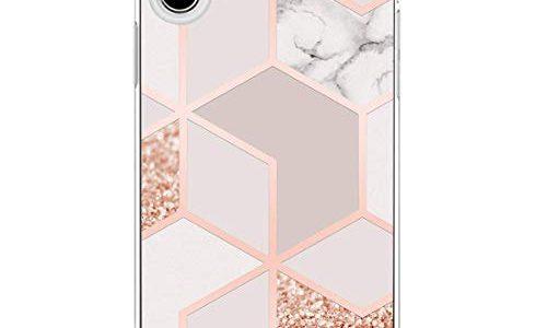 Hülle Schutzhülle Kompatibel Mit iPhone XS Max XS XR X Handyhülle Ultra Dünn Transparent Flexibel Weich TPU Silikon Stoßfest süßes Motiv Crystal Handytasche Clear Case Cover iPhone XS Max, Farbe-9