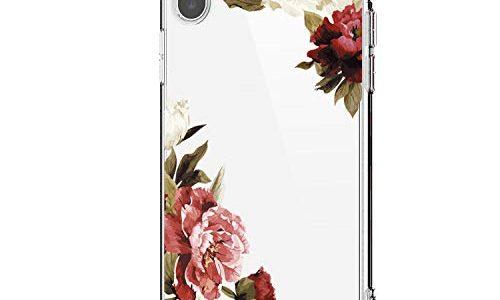 Hülle Schutzhülle für Apple iPhone XS Max XS XR X Handyhülle Ultra Dünn Transparent Flexibel Weich TPU Silikon Stoßfest mit süßes Motiv Crystal Handytasche Clear Case Cover iPhone XS Max, Farbe-8