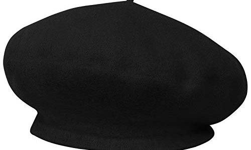 Baskenmützen & Barette – TRIXES französische Baskenmütze schwarz Kostüm Thema Mottoparty für Karneval
