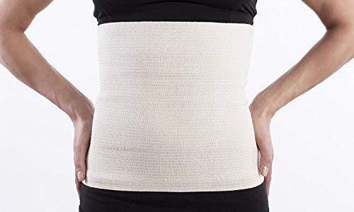 für Damen und Herren. Unisex Rückenwärmer und Leibwärmer L – Lauftex, Nierenwärmer Angora & Merino Wolle