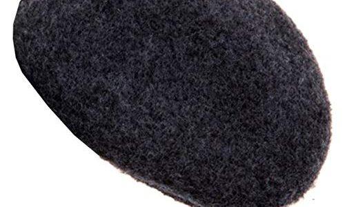Earbags Fleece Ohrwärmer Mütze war gestern Standard Ohren Schützer, earbags fleece, Farbe dunkelgrau, Größe S