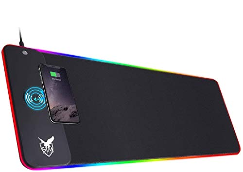 Top 9 Wireless Charging Mousepad – Gaming-Mauspads für PC
