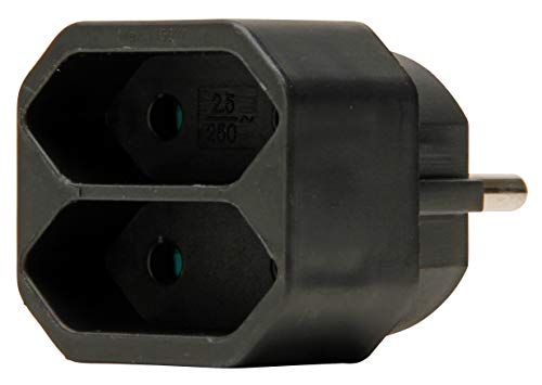 Top 10 Schuko Euro Adapter – Mehrfachsteckdosen