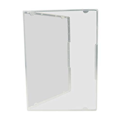 Top 10 DVD Hüllen Leer transparent – Hüllen für Leermedien