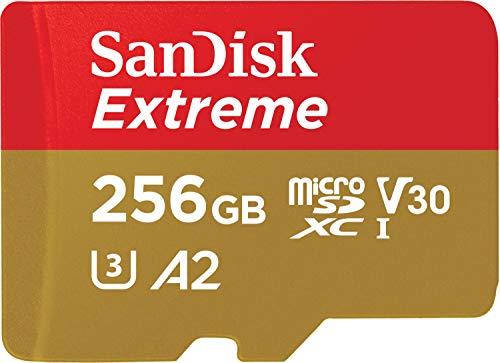 Top 10 SD Karte U3 256GB – Micro SD Speicherkarten