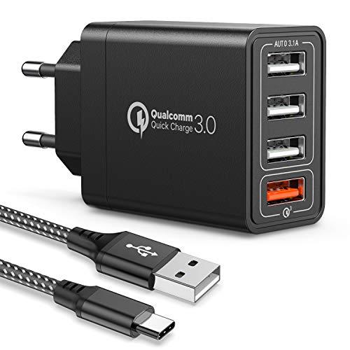 Top 10 Ladegerät Quick Charge 3.0 – Netzteile für Handys