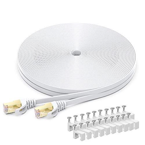 Top 10 LAN Kabel weiß 10m – Ethernet-Kabel