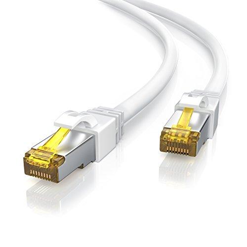 Top 10 Netzwerkkabel weiß 2m – Ethernet-Kabel