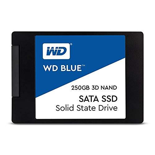 Top 10 250GB WD Blue 2.5 – Festplatten