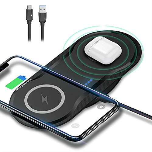Top 10 Dual Qi Charger – Handy-Induktionsladegeräte