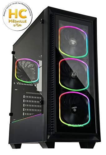 Top 10 Starryfort SF30 RGB GAMING Tower – PC-Gehäuse