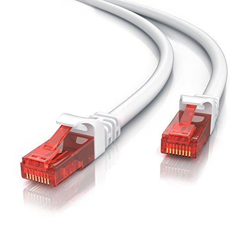 Top 10 Netzwerkkabel Weiß 10m – Ethernet-Kabel