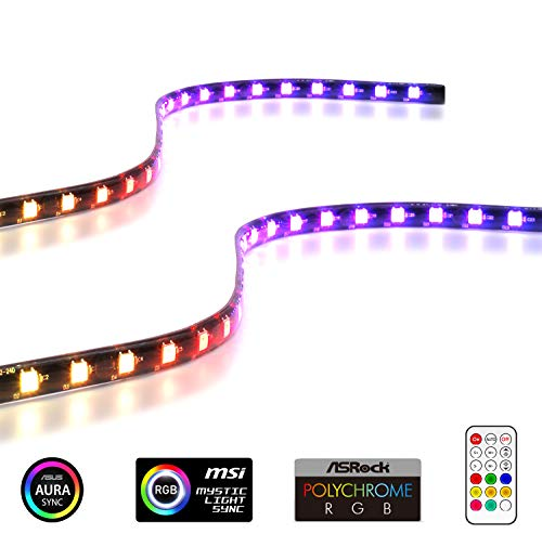 Top 8 RGB LED Streifen – Gehäuselüfter