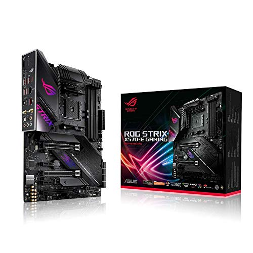 Top 10 ASUS ROG Strix X570 – Mainboards
