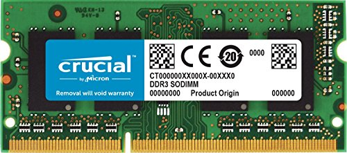 Top 10 DDR3 SDRAM 8GB – Notebooks