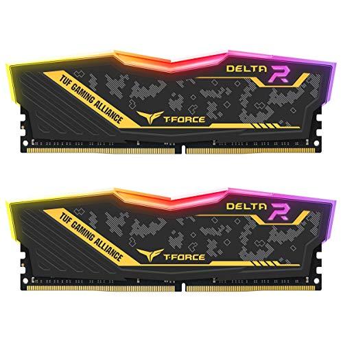 Top 10 Tforce Delta RGB 16GB – Arbeitsspeicher
