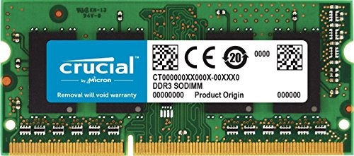 Top 10 PC3-12800 1600MHz DDR3L So-dimm – Notebooks