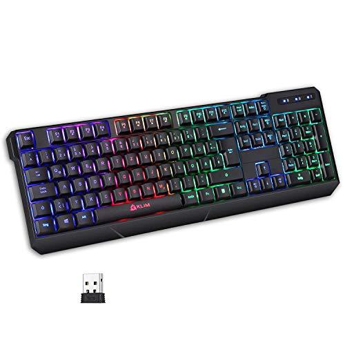 Top 10 Gamer Tastatur Kabellos – Gaming-Tastaturen für PC