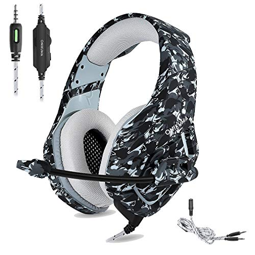 Top 10 ONIKUMA Gaming Headset PS4 – Gaming-Headsets für PC